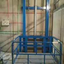 AG二八杠  链条式升降机 洛阳厂房载货升降机 车间货梯 大吨位电动货梯 按需定制