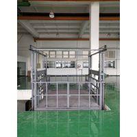 工业升降货梯/导轨式升降机/四柱升降机/固定式升降台