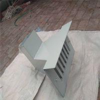 友瑞侧入式雨水斗DN100 钢制侧排雨水斗 北京专用雨水斗厂家
