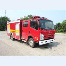品质保障 五十铃3.5吨水罐消防车技术参数及产品价格介绍