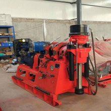 XY-2型履带式岩心钻机知名厂家/小型地勘钻井机价格
