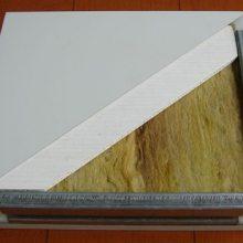 彩钢岩棉夹芯板报价-徐州彩钢岩棉夹芯板-大定净化板业