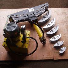 2寸电动液压弯管器3寸4寸镀锌管折弯机 分体式无缝钢管弯管机