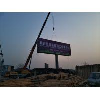长沙高炮广告牌生产厂家免费提供图纸
