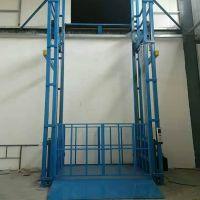 SJD-5Y液压升降货梯定制导轨式升降机2吨车间升降机货物提升机