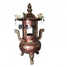 【铸铁香炉】¥【各种香炉】¥【寺院香炉】¥【道观香炉】¥【祠堂香炉】