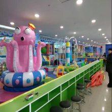 襄樊市室内儿童乐园设备老式淘气堡翻新改造新款儿童乐园设计安装