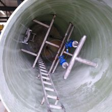 重庆市黔江污水提升装置安装泵站进水池泵站定制欢迎来电