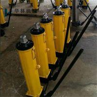 矿用YT4-6A液压移溜器 YT4-8A手动液压推溜器 单体液压推溜器
