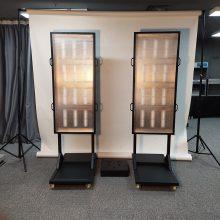 3nh8倍测试卡补光灯T8B-X 摄像头测试照明光源