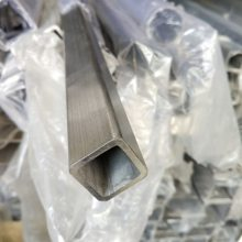 40*40*3.8不锈钢方管厂家供应316l不锈钢拉丝方管过滤设备用管