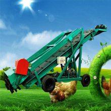 抓取草料装车用取料机 润丰 移动式取草料用取草机