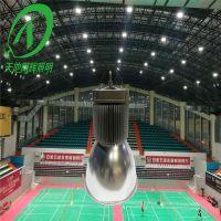 室内无眩光羽毛球馆专用led灯 篮球运动一体馆灯光设计标准 羽毛球场馆灯价格