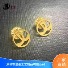 景豪丝印金属胸牌定制_铜动漫胸牌批量供应