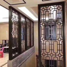 北京订制酒店屏风隔断酒店装饰批发