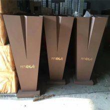 宁夏石嘴山 正方形金属花箱花器 落地金属花箱 烤漆镀锌板组合花箱