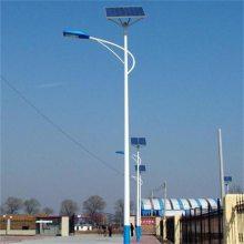 防水一体化led太阳能路灯 庭院高杆灯工程专用太阳能路灯 德州兴诺光电厂家直销