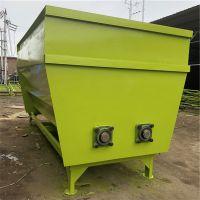 解决饲喂带来的难度用tmr粉碎饲料搅拌机 营养高标准拌料机 中泰机械