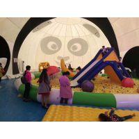 厂家促销 熊猫岛乐园最新报价 熊猫岛气模出租出售