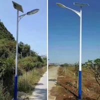 江西上饶太阳能路灯路灯 路灯一套多少钱