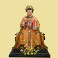 塑钢神像 妈祖神像价格 天妃娘娘 北元君 南妈祖 河南树脂神像厂
