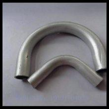 汇鹏铝合金弯管 180度铝合金弯管 DN50 尺寸加工异形弯管 量大优惠