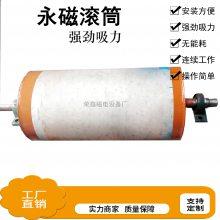 山东供应定做多种型号的超强永磁滚筒 全磁滚筒 半磁滚筒