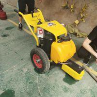 买切桩机找厂家 森泰手推式切桩机 混凝土水泥桩头切割机 卡箍式切桩机