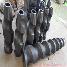 海南加工塑料输送螺杆厂家