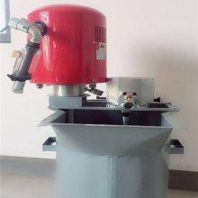 煤矿用ZBQ-8/10气动注浆泵带搅拌桶 ZBQ-8/10气动单缸注浆泵