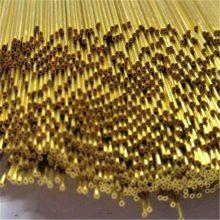 宁波H65国标黄铜管塑性好