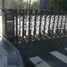 惠州工地电动伸缩门安装,惠州不锈钢伸缩门价格