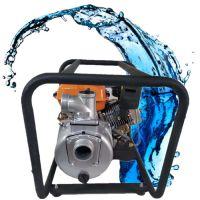 长圣农田灌溉水泵 2寸/3寸/4寸汽油柴油水泵 汽油柴油水泵厂家直销
