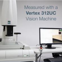 Micro-Vu美国脉款优Vertex复合式三维影像仪2.5次元