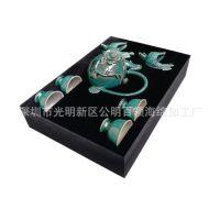 定制 茶具包装盒海绵内衬 礼品盒包装高密度海绵内托