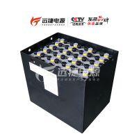 300AH48V厂家理士品牌直销合力叉车牵引铅酸蓄电池电动叉车电源电瓶