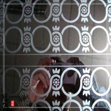 黑色钛金有色蚀刻,彩色不锈钢花纹压花,佛山冠宸定制直销