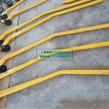 铁路单轨运轨车铁路轨道运轨车钢轨搬运单轨车铁路单轮吊轨器