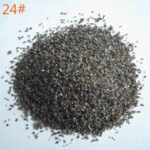 棕刚玉厂家喷砂磨料F12-F220