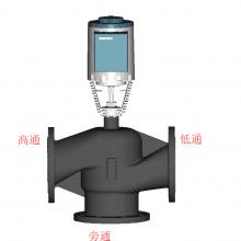QWF2.16.250-S40-400 西门子蒸汽阀 DN250
