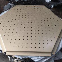 供应滚弧铝单板 电梯铝板 效果