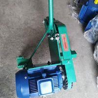 手推式焊缝打磨机 电动钢板焊缝打磨机 手推式焊缝砂带打磨机