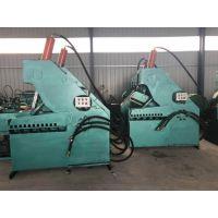 鳄鱼工字钢钢筋剪切机 新型废钢料鳄鱼剪 现货供应不锈钢废料剪断机