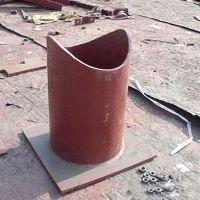 沧州汇鹏 Z2焊接固定支座 汽水管道支吊架