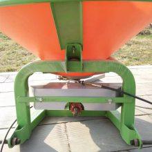 生产批发拖拉机后置撒肥机轴传动播种施肥撒肥机后悬挂式