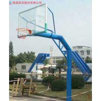常德运动场所埋地式篮球架安装 怀化学校移动式篮球架批发销售