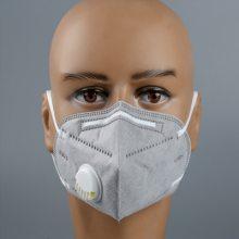 四层活性炭口罩 防尘 防工业粉尘 防异味 防毒 防pm2.5