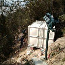 71立方屋顶玻璃钢水箱哪里生产-绿凯水箱质优