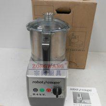 Robot-coupe 乐伯特R 4 V.V食品切碎搅拌机粉碎调理机(调速/单相)