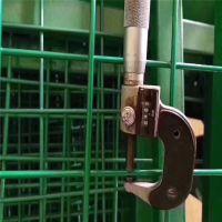 工业防护隔离栅 车间围栏网 金属框架车间隔离网